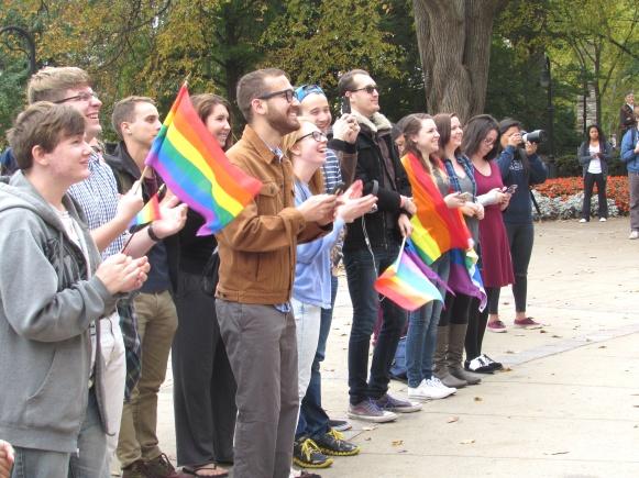 Pride Rally 1